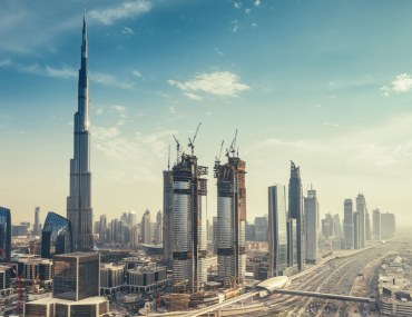 undiscovered residential areas in Dubai