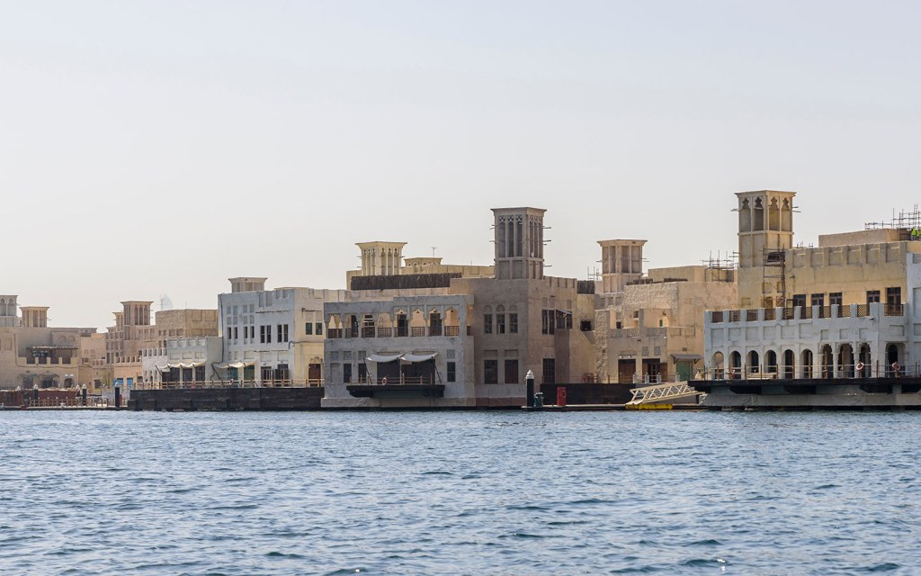 Dubai Creek, where some of the city's oldest buildings are located, is a symbol of the phenomenal pace of change in the last half century. The new 10 year UAE visas are yet another innovation.