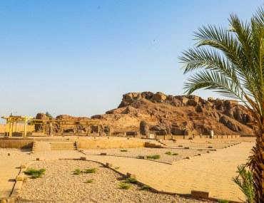 منتجعات صحراوية في ابوظبي