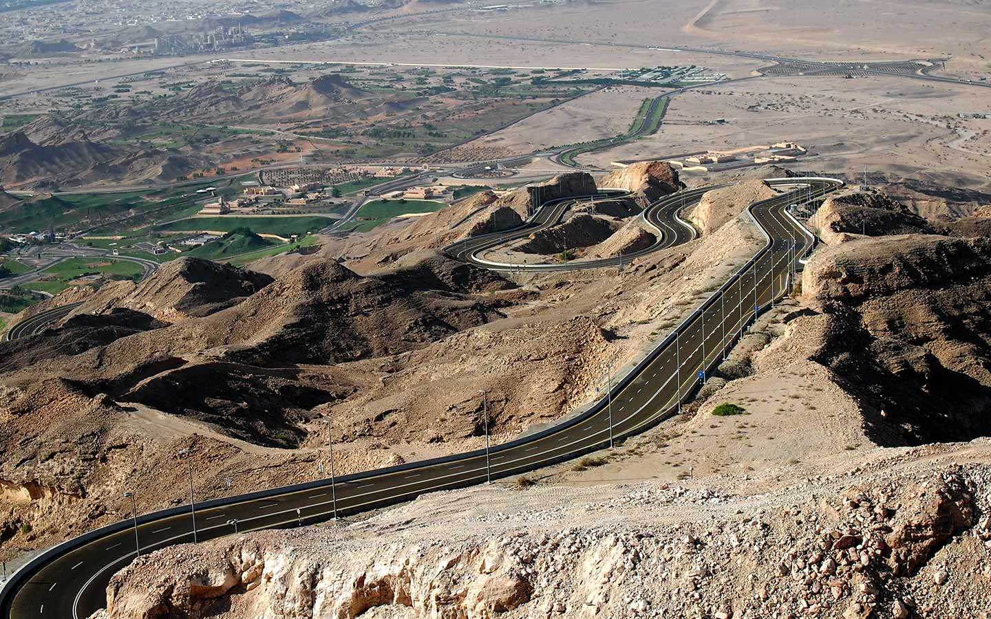 Jebel Hafeet is a historic area of the UAE where one can find tombs
