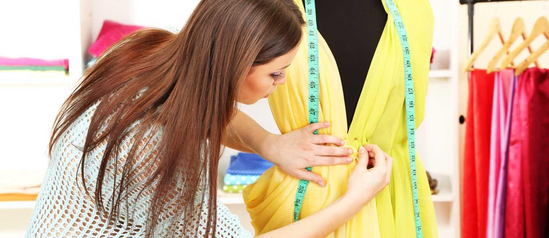 خياطة ملابس