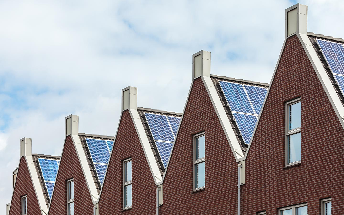 Eco-friendly homes are other benefits of living in a gated community.