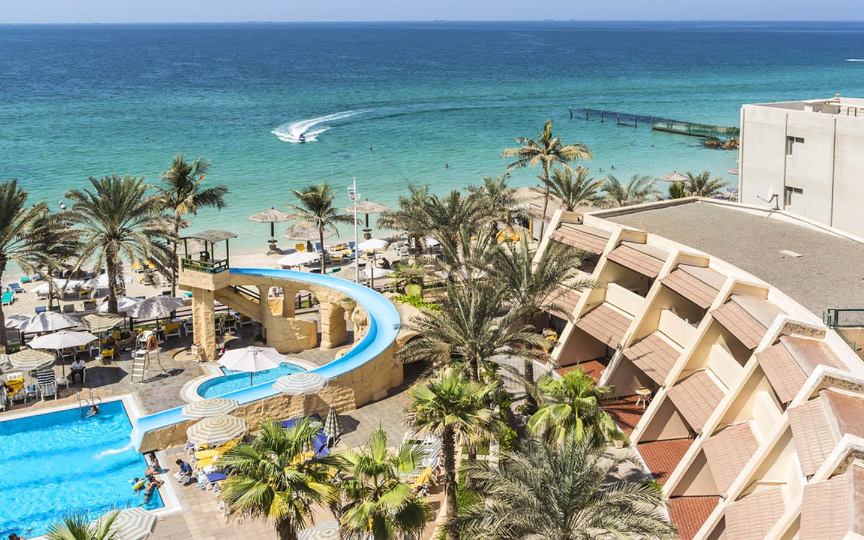 Sharjah beach resort