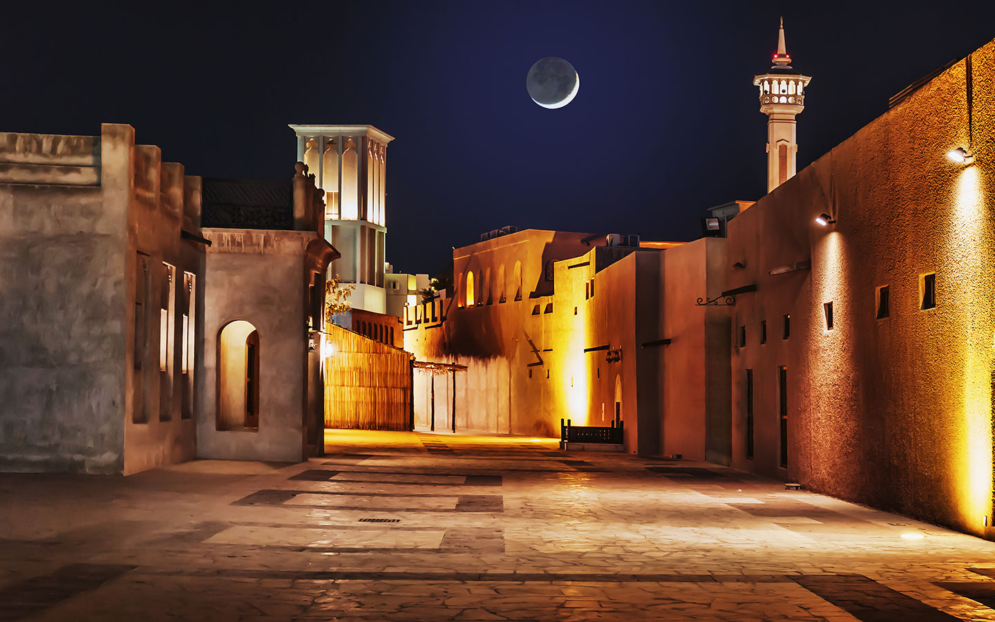 Al Fahidi is one of the best places to live in the UAE for ancient artifacts lovers