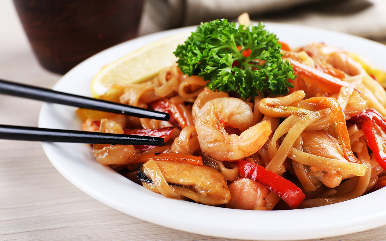 Chinese food in Dubai