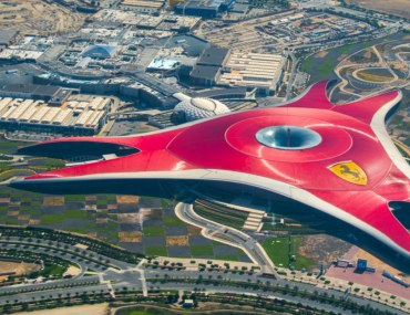 theme parks in the UAE