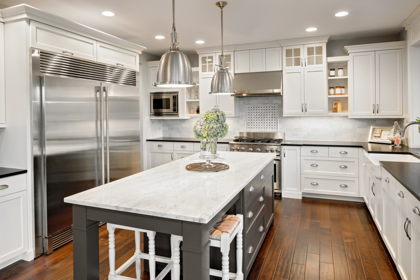 Bayut Recommends Redesigning Your Lighting To Make Your Kitchen Space Better Looking