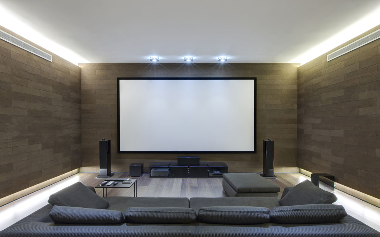 Lighting for your home theatre room