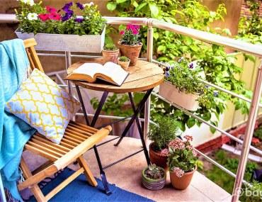 Top balcony decor ideas on Bayut.com