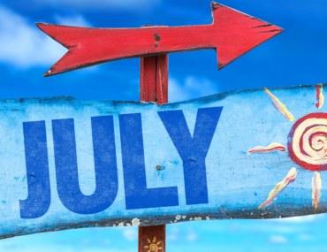 2018 July Events Dubai