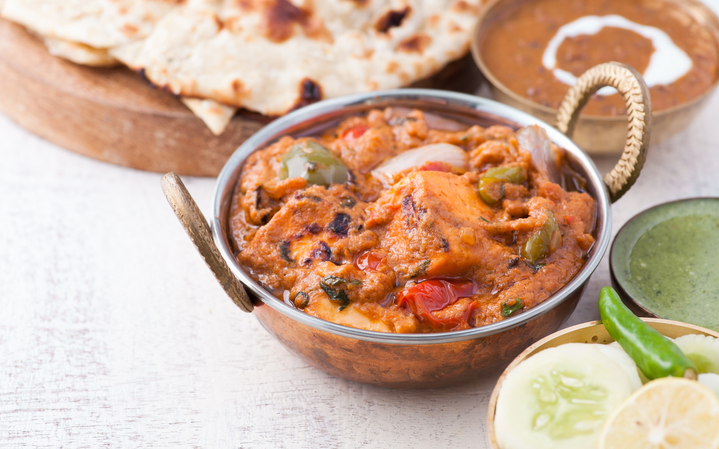 You can enjoy Paneer Tikka Masala at one of the best Indian restaurants in Business Bay.