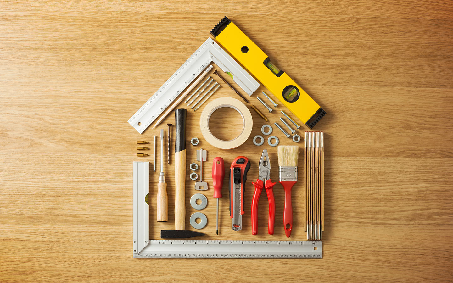 Our list of must have tools in your home