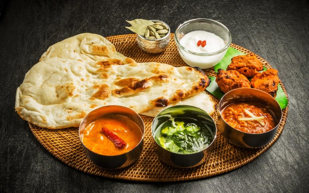 Indian vegetarian food in dubai