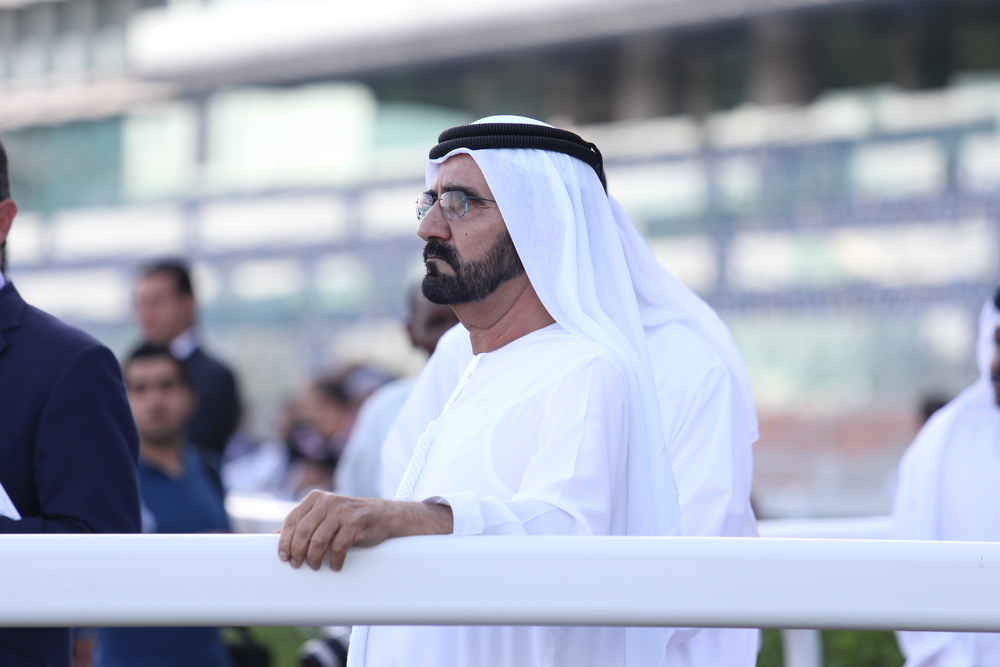 HH Sheikh Mohammed Bin Rashid Al Maktoum handpicked the design of The Tower himself