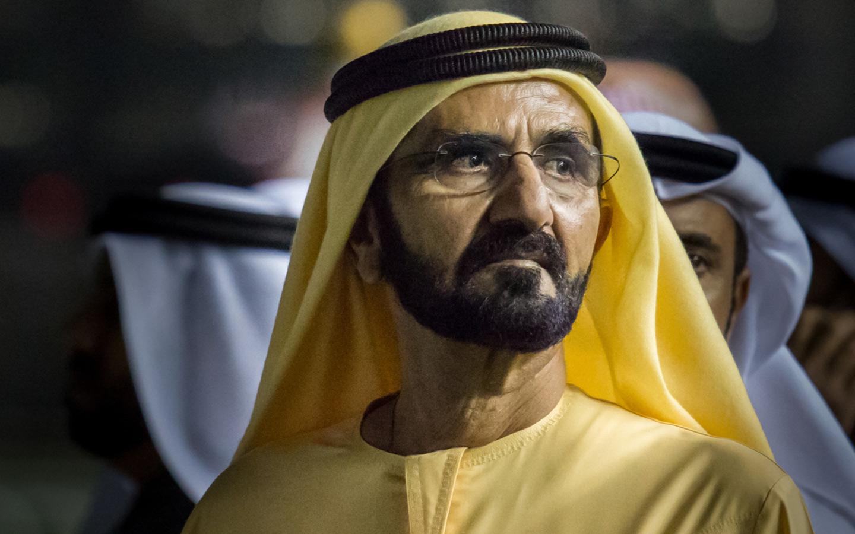 HH Sheikh Mohammad bin Rashid Al Maktoum is the most prominent member fo the royal family dubai