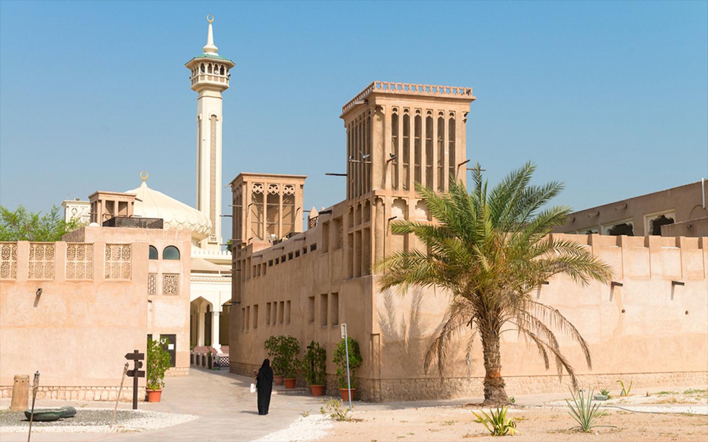 Bastakiya in Fahidi