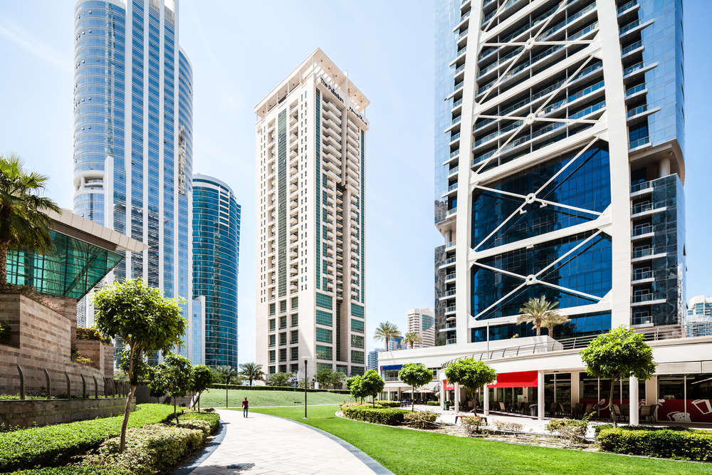 JLT is a popular area for students