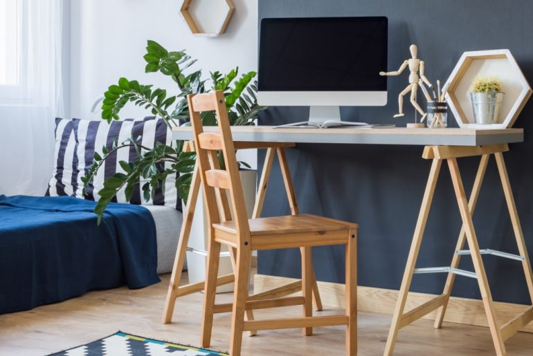 How to decorate Studio apartment in Dubai and make the look bigger by Bayut.com