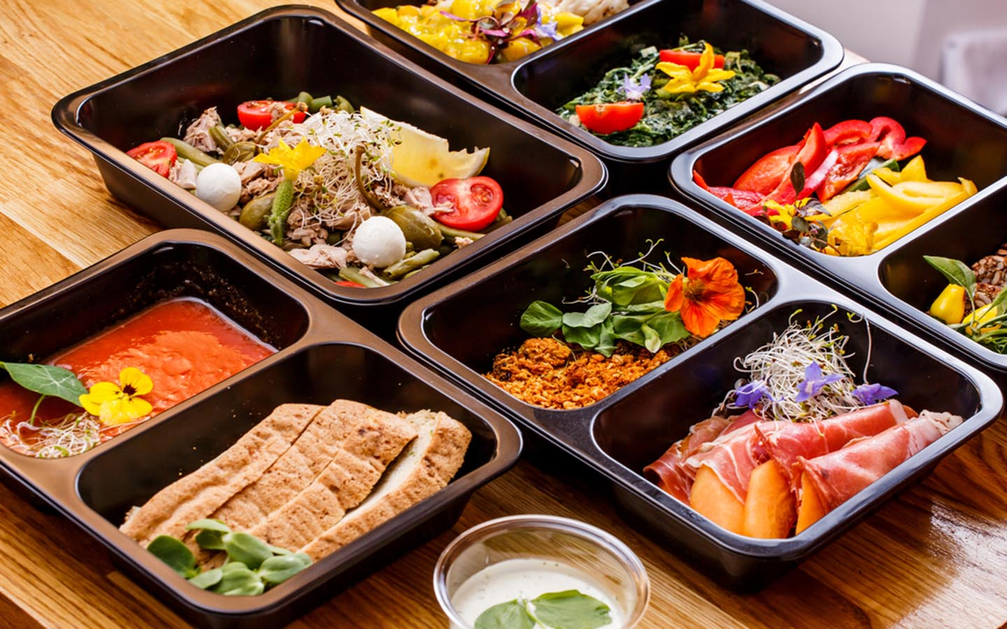 Meal kit delivery services in Dubai