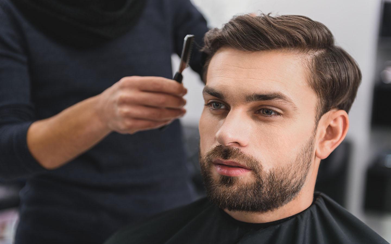 Abu Dhabi hair salon for men