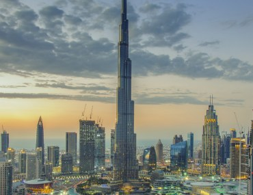 There are plenty of tallest residential buildings in Dubai.