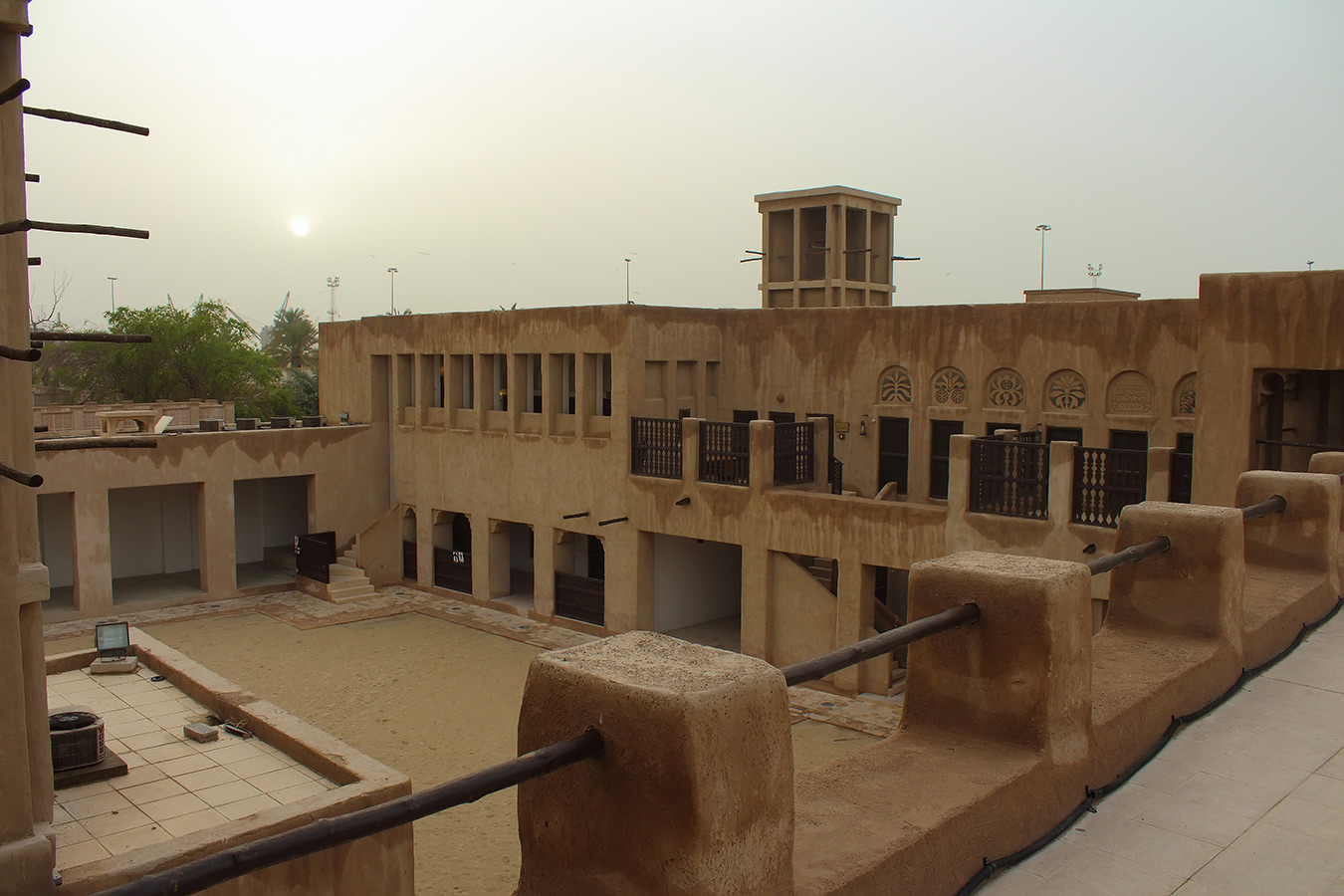 Sheikh Saeed Al Maktoum House.