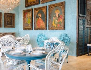 Fine dining Indian restaurant in Dubai
