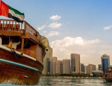 واحدة من أفضل رحلات بحرية في ابوظبي