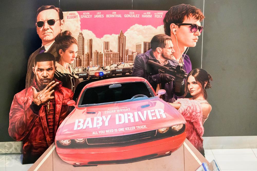Twelve Epic Ways to Beat the Heat in Dubai this Summer: Baby Driver at Vox Cinemas