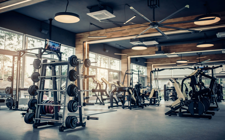 fitness centers in Dubai