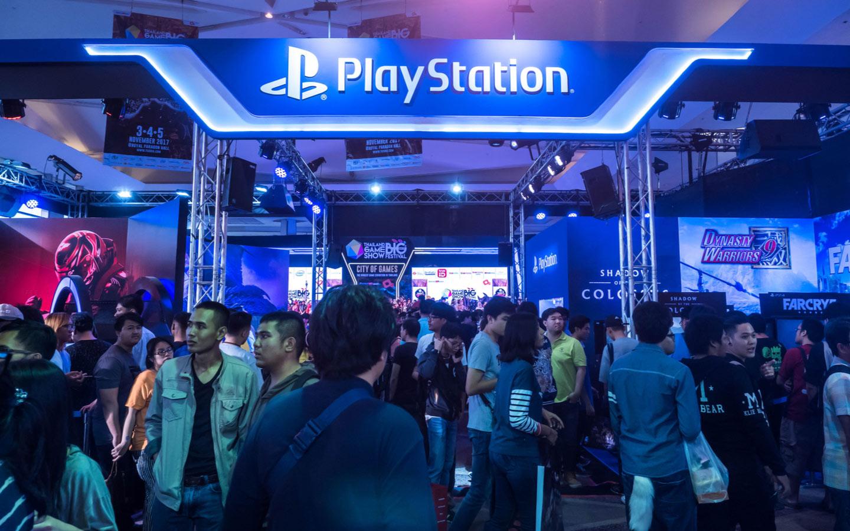 Yas Gaming festival in Abu Dhabi