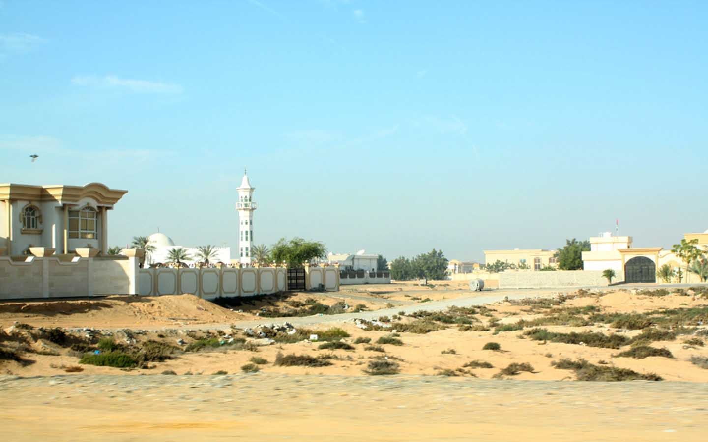 recreational areas and parks in Umm Al Quwain