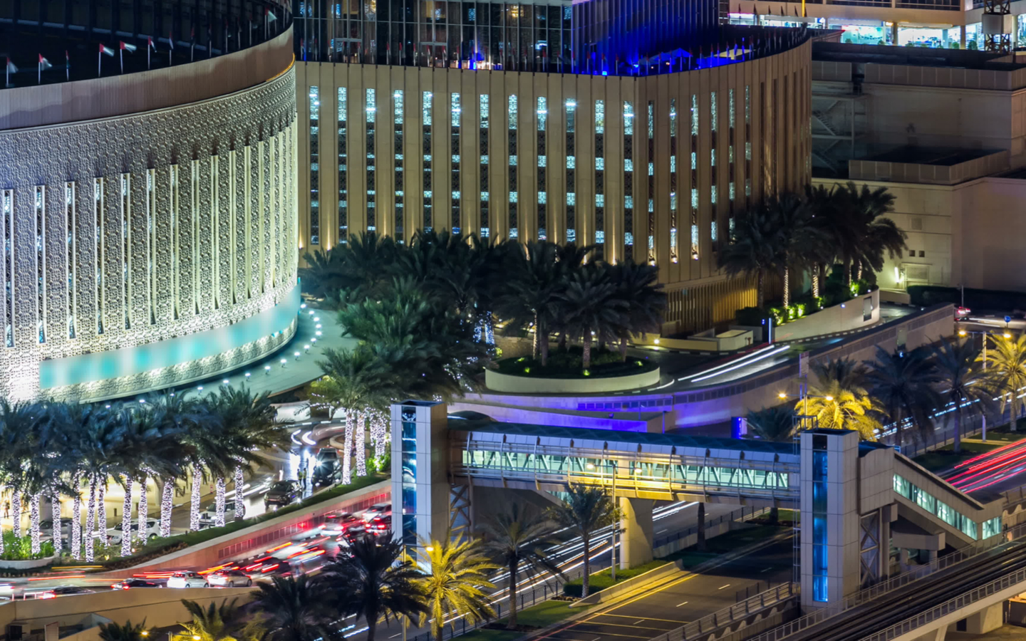 There are many exciting things to do at Dubai Marina Mall.