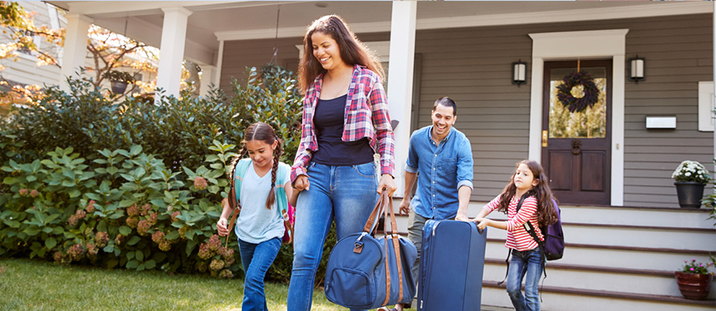 ways to prep your home before a vacation