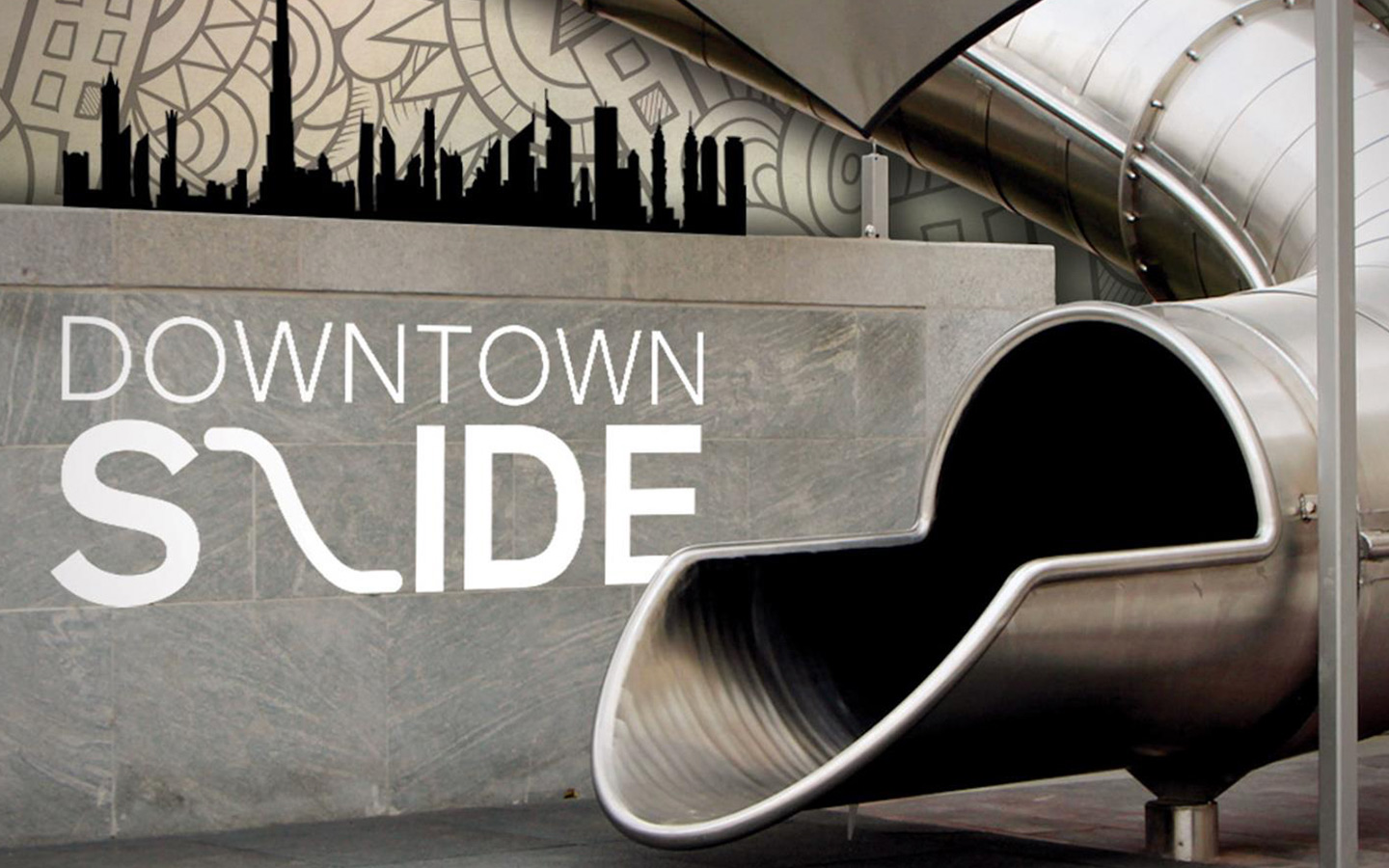 Downtown Slide: New things to do in Downtown Dubai