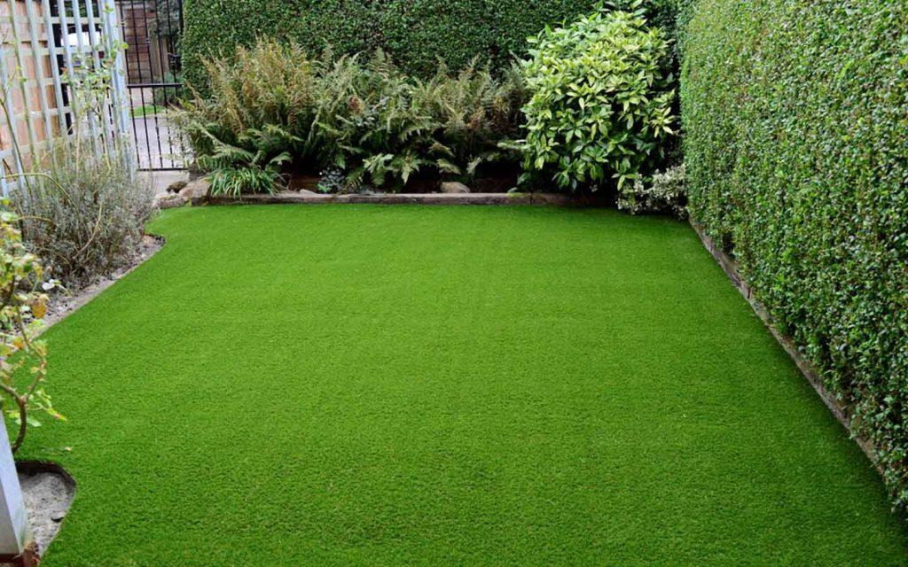 أرضية خضراء