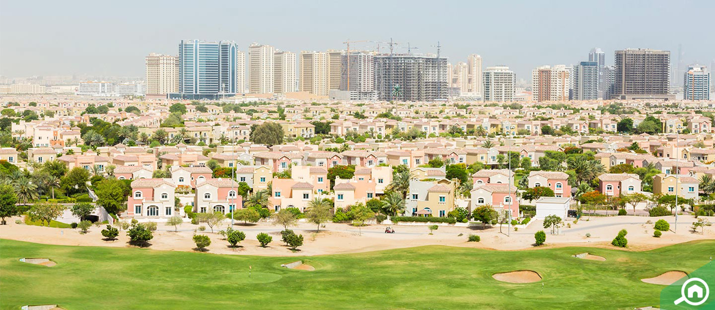 Top 5 Towers & Areas For Renting in Dubai Sports City - MyBayut