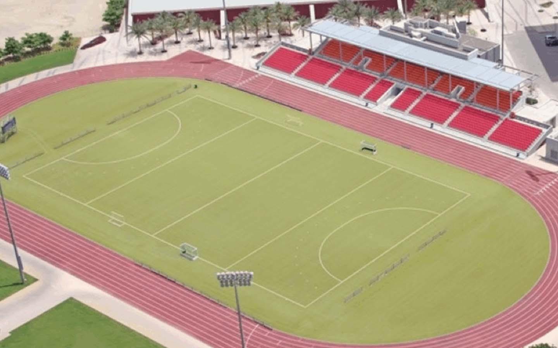 Sports Park at Dubai Sports City