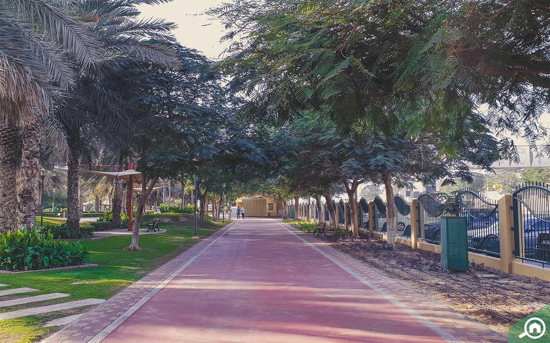 park in Al Qusais