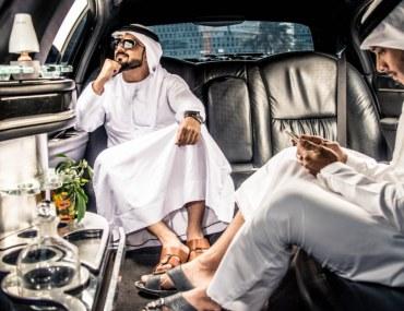 Luxury lifestyle of the super rich elite in Dubai