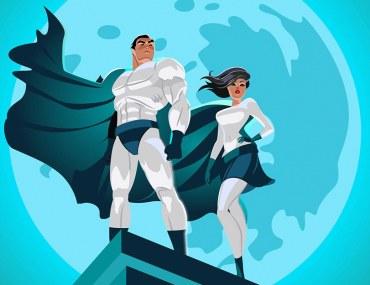 If Superheroes lived in Dubai: Superhero homes in Dubai