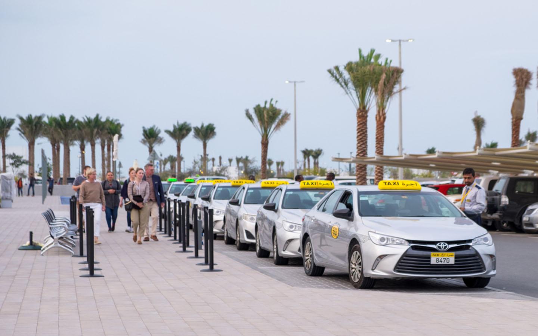 سيارات أجرة