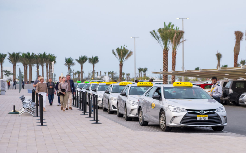 taxis in abu dhabi