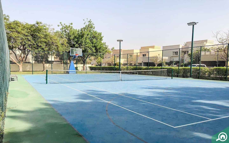 The Meadows Tennis Court