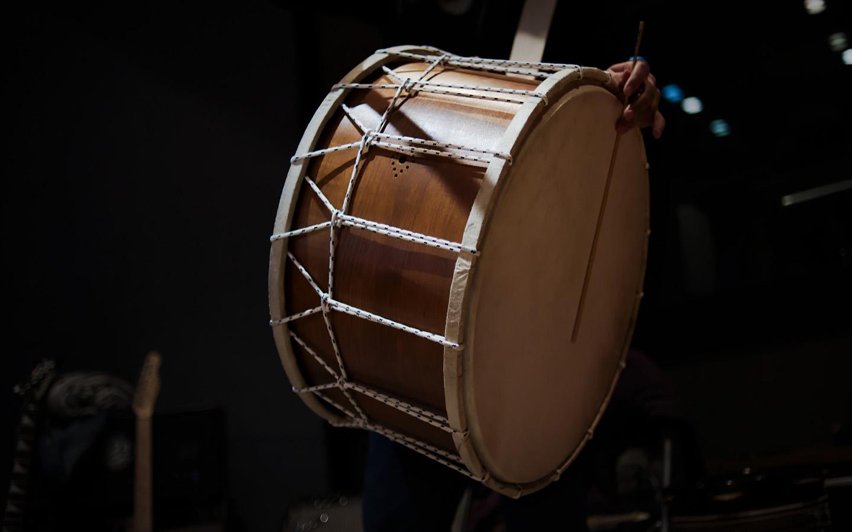 the turkish drum Davul