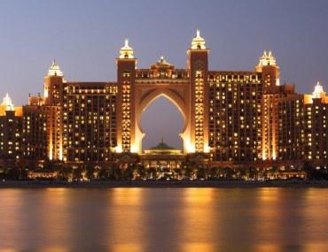 Dubai's Atlantis on the Palm