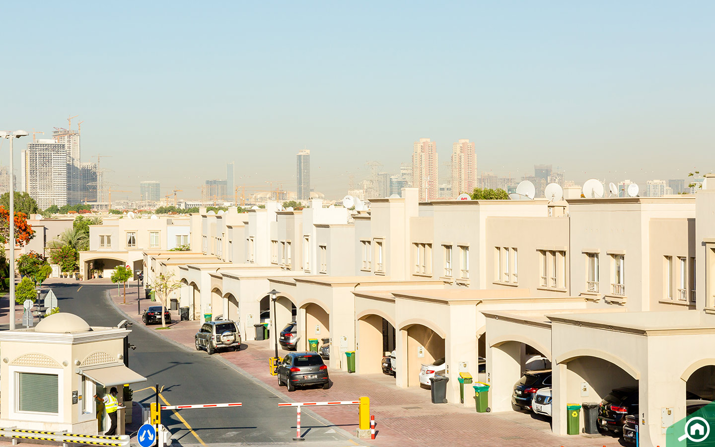 Investment in Dubai property for villas