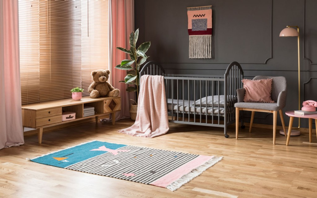 غرفة اطفال