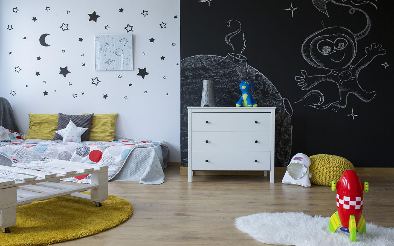 ديكورات مميزة لغرف نوم الاطفال