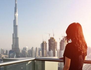 اشياء مميزه في دبي